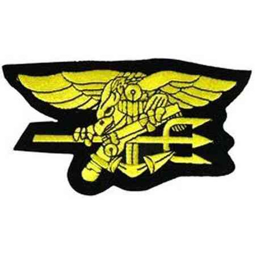 seal badge patch