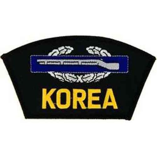 korea combat infantry patch