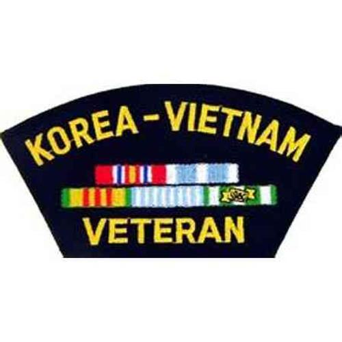 korea vietnam vet patch