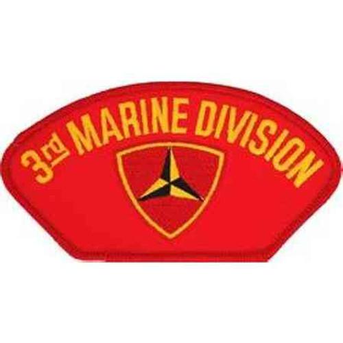 3rd marine div patch