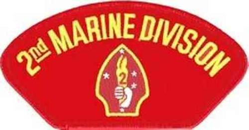 2nd marine div patch