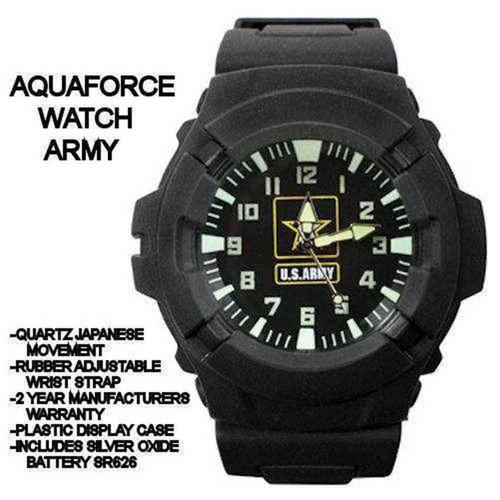 Aquaforce Army Tactical Watch