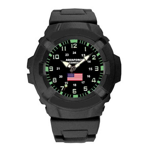 US Flag Tactical Watch
