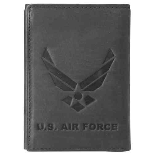 US Air Force Wings Logo Trifold Wallet
