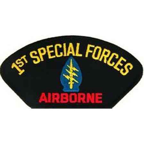1st special forces a b patch
