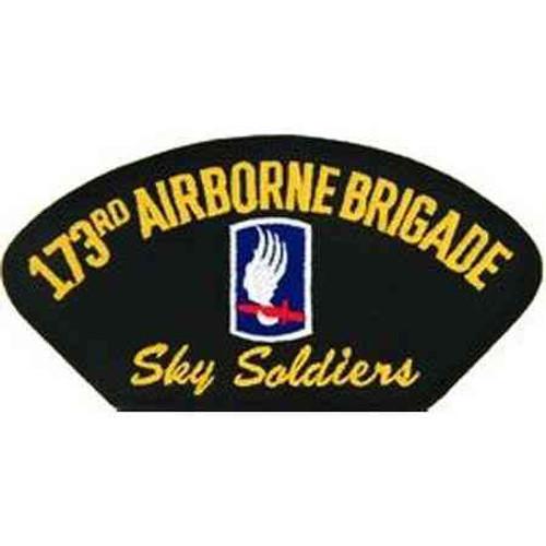 army 173rd airborne brigade patch