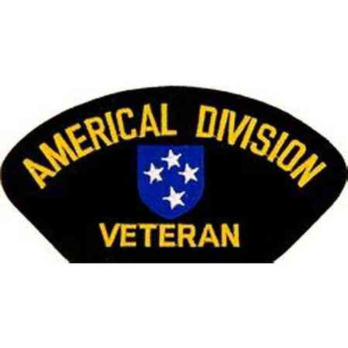 23rd inf vet americal patch