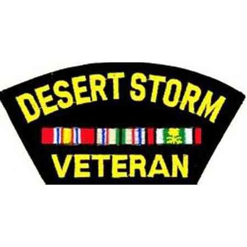 desert storm vet patch