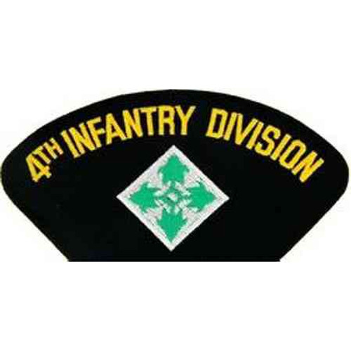 army 4th infantry division unit p