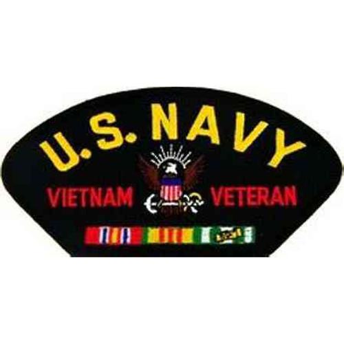 u s navy vietnam vet patch