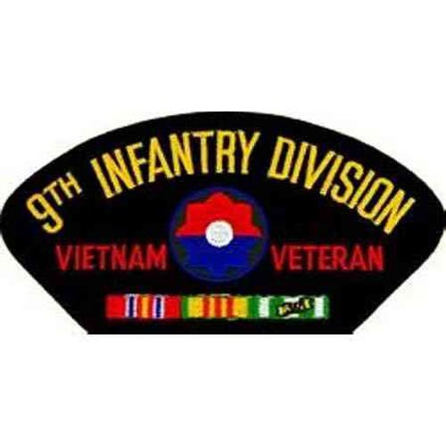 army 9th inf vietnam veteran patch