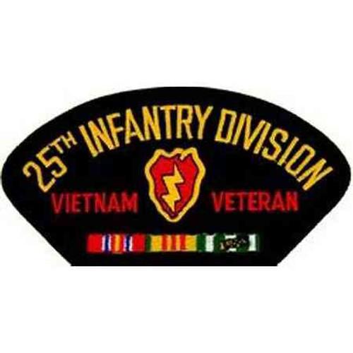 vietnam 25th inf vet patch