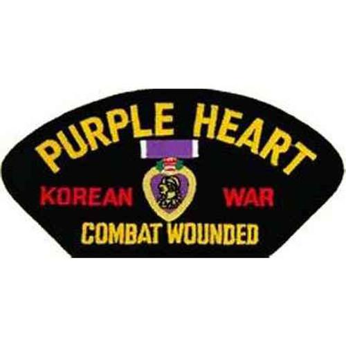 korea purple heart patch