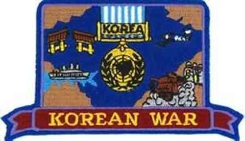 korea war patch