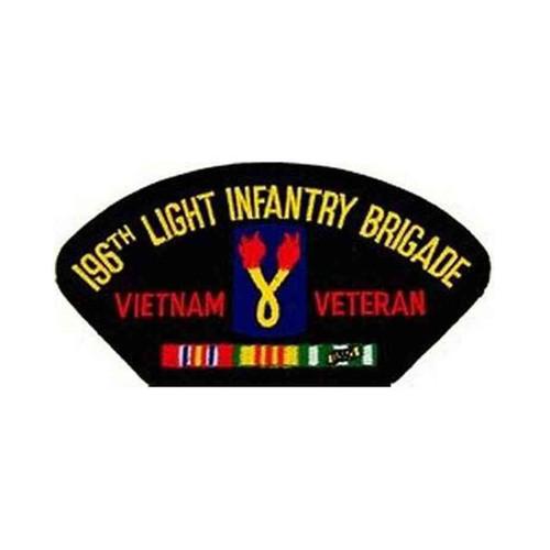 vietnam 196th lt inf bde vet patch