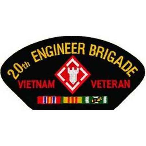 vietnam 20th eng bde vet patch