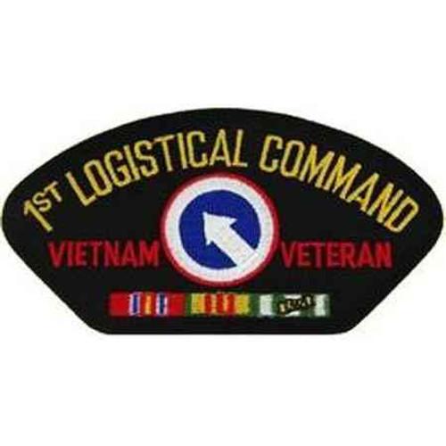 vietnam 1st log cmd vet patch
