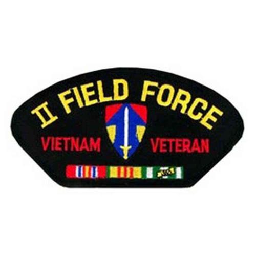vietnam 2nd field force vet patch