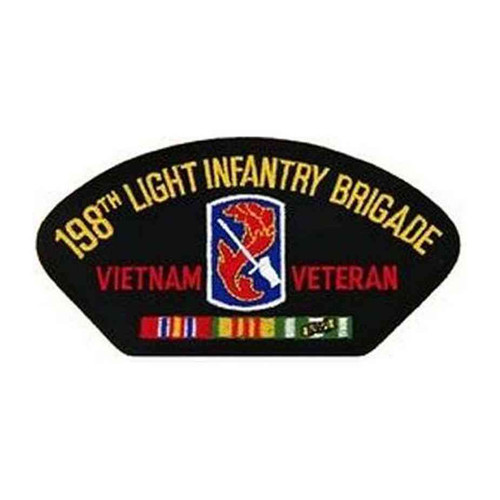 vietnam 198th lt inf bde vet patch