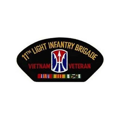 vietnam 11th lt inf bde vet patch