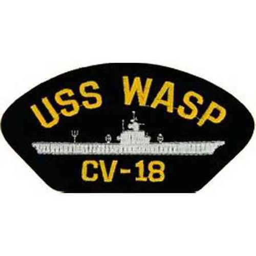 uss wasp patch