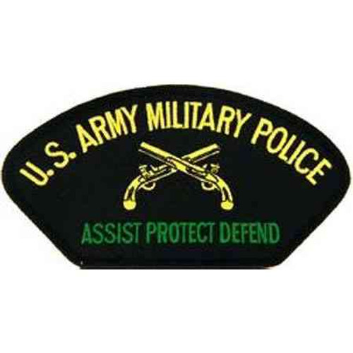 us army military police patch