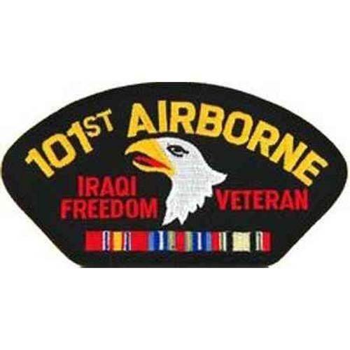101st airborne division iraq veteran patch