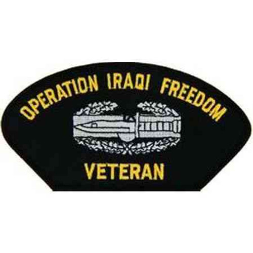 iraq vet cab patch