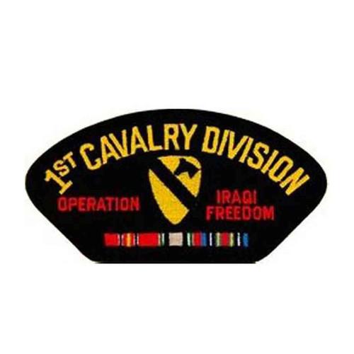 iraq 1st cav div patch