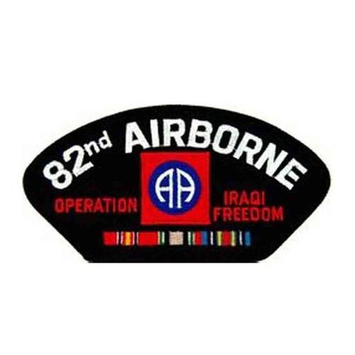 82nd airborne division iraq veteran patch