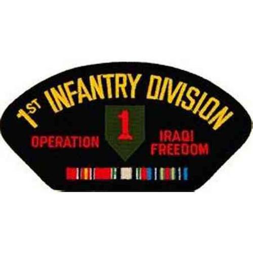 iraq 1st inf div patch