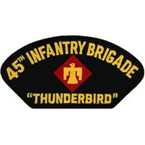 45th inf bde patch