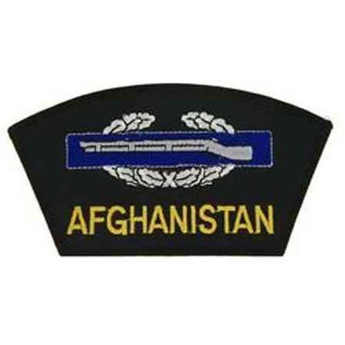 afghanistan cib patch