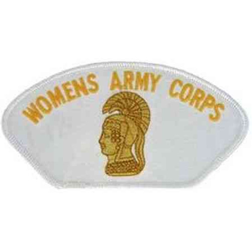 womens army corps patch