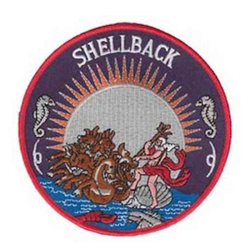 u s navy shellback patch