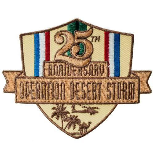 desert storm 25th anniversary patch