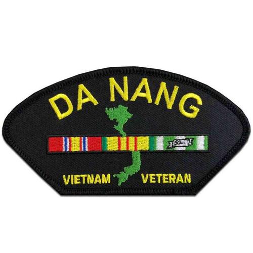 vietnam veteran ribbon da nang station patch