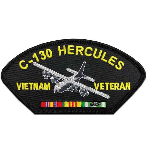 vietnam veteran ribbon c130 hercules patch