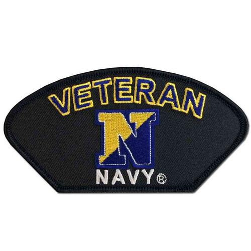 navy veteran patch n emblem