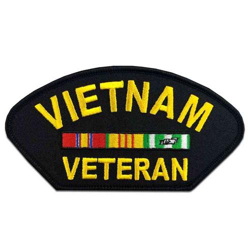 vietnam veteran patch ribbons