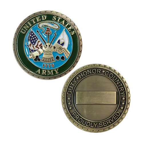 u s army challenge coin