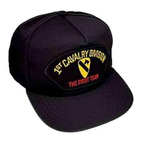 1st cav div hat