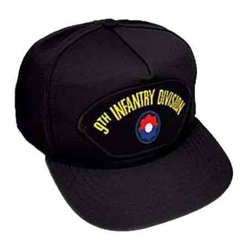 army 9th infantry division unit hat 5 panel