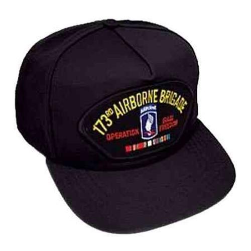iraq 173rd airborne bde hat