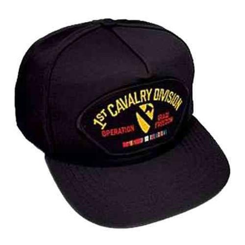 iraq 1st cav div hat