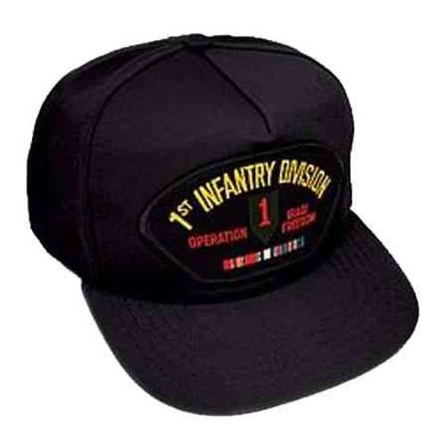 iraq 1st inf div hat