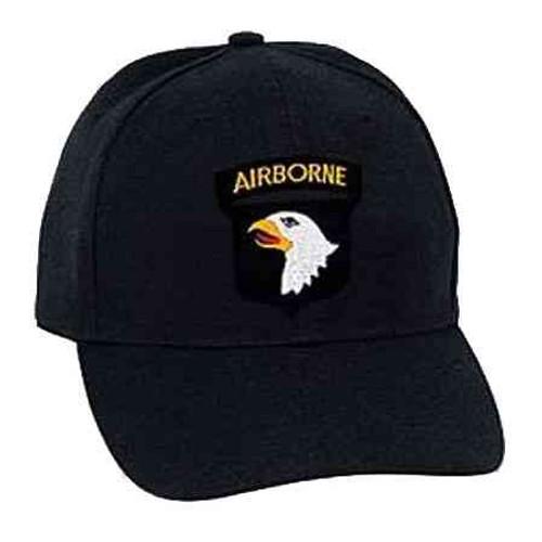 us army 101st airborne div hat 6 panel