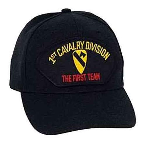 us army 1st cav div hat