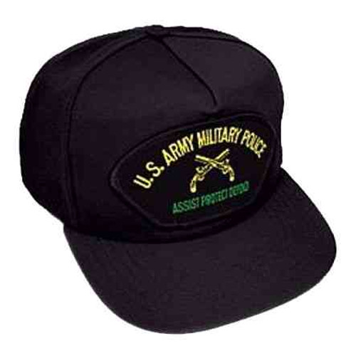 us army mp hat 5 panel