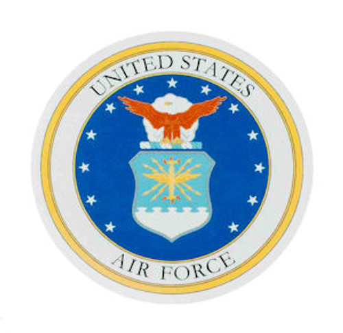 air force seal eagle decal sticker